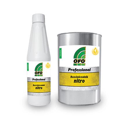 Rozcieńczalnik nitro Professional